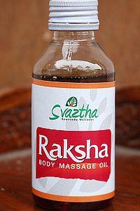 Raksha Body Massage Oil - 200 ml